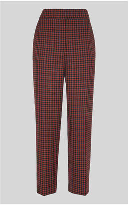 Whistles Kate Classic Check Trouser