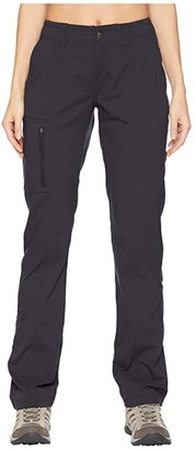 Royal Robbins Bug Barrier Discovery III Pants (Jet Black) Women's Casual Pants