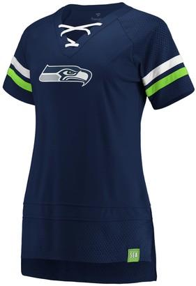 Unbranded Women's Seattle Seahawks Draft Me Tee