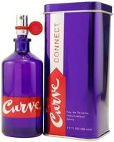 Liz Claiborne Curve Connect FOR WOMEN by 3.4 oz EDT Spray