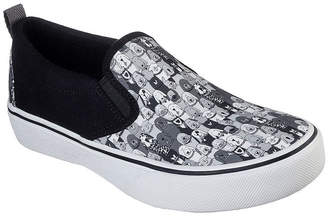 Skechers BOBS FROM  Bobs Womens Marley Jr Wag Swag Closed Toe Slip-On Shoe