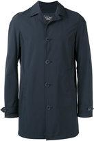 Herno midi raincoat - men - Elastodiene/Polyamide/polyurethane - 54