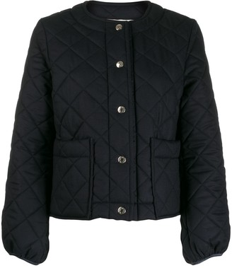 MACKINTOSH Keiss quilted jacket | LQ-1003