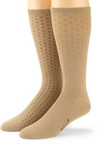 Dr. Scholl's Dr. Scholls 2-pk. Non Binding Dress Socks