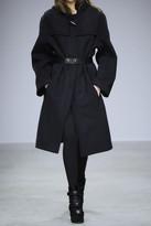 Isabel Marant Aeryn belted wool-blend coat