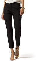 Tommy Hilfiger Skinny Fit Cropped Trouser