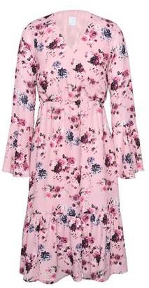 8 By YOOX Knee-length dress