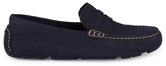 Cole Haan Kelson Penny Leather Loafers