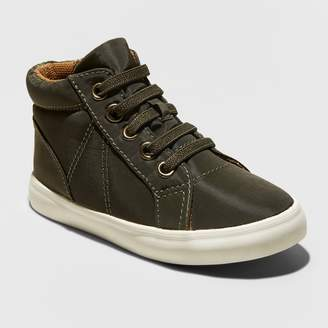 Cat & Jack Toddler Boys' Ford Sneakers - Cat & Jack* Olive