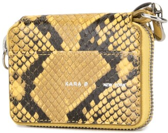 Kara Leather Bike Wallet