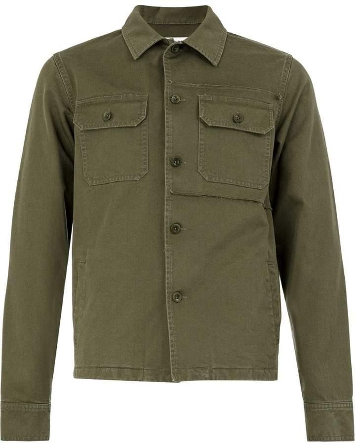 Maison Margiela long sleeved shirt