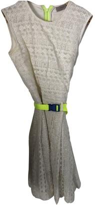 Preen White Dress for Women