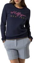 Tommy Hilfiger Domina C-Nk Sweatshirt Ls