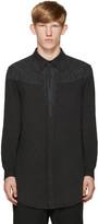 Marcelo Burlon County of Milan Black Hoyada Shirt