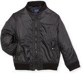 Ralph Lauren Ripstop Bomber Jacket, Size 5-7