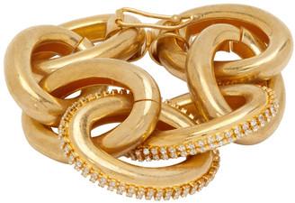 Marni Gold Strass Bracelet