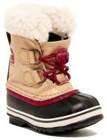 Sorel Yoot Pac Faux Shearling Lined Boot - Waterproof (Toddler, Little Kid, & Big Kid)