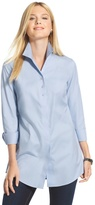 Chico's Effortless Cotton Soleil Shirt