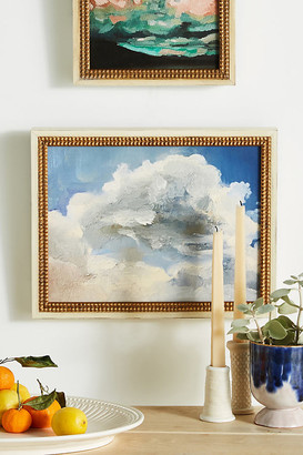 Clouds Wall Art By Artfully Walls in Blue Size S