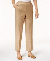 Alfred Dunner Emerald Isle Straight-Leg Pull-On Pants