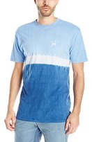 HUF Men's Stripe Wash T-Shirt