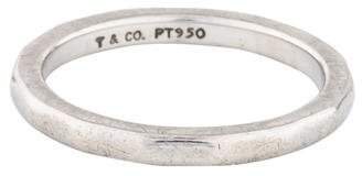 Tiffany & Co. Platinum Band