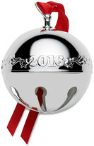 Mikasa Wallace® 2016 Silver Plated Sleigh Bell Ornament, 46th Edition