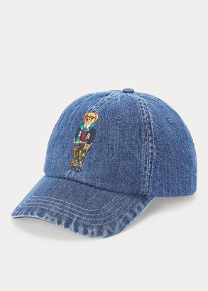 Ralph Lauren Polo Bear Chino Cap