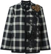 Antonio Marras checked jacket