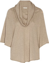 Joie Celia draped knitted sweater