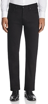 Armani Collezioni Five Pocket Slim Fit Jeans in Black