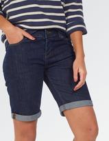 Fat Face All Calm Denim Bermuda Shorts