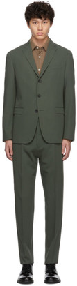 HUGO BOSS Green Coone Pristo1 Suit