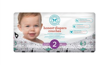 The Honest Company Diapers - Size 2 - Space Travel