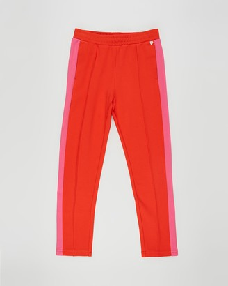 Scotch R'Belle Contrast Side Panel Jersey Pants - Teen