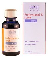Obagi System Professional-C 10% Vitamin C Serum, 1-Ounce Bottle (30ml)