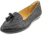 Sofft Bryce Women Apron Toe Leather Black Loafer.