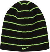 Nike striped beanie - boys