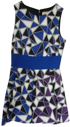 Fausto Puglisi Blue Dress for Women