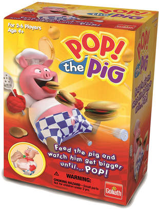 Goliath Pop the Pig Game - Belly-Busting Fun as You Feed Him Burgers and Watch His Belly Grow