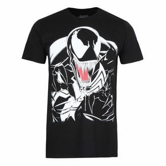 Marvel Men's Venom T Shirt XXL