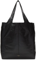 Givenchy Black George V Leather Tote