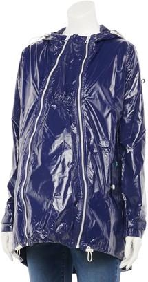 Modern Eternity Maternity Waterproof Raincoat Jacket