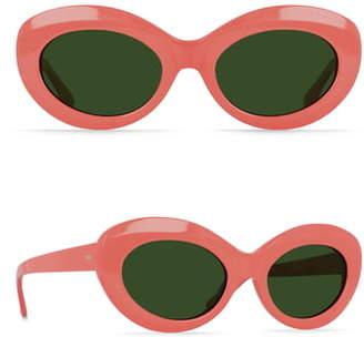 Raen x Alex Knost Ashtray 50mm Oval Sunglasses