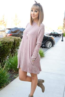 Staccato Pretty In Pink Dress