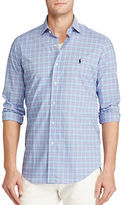 Polo Ralph Lauren Plaid Poplin Estate Shirt