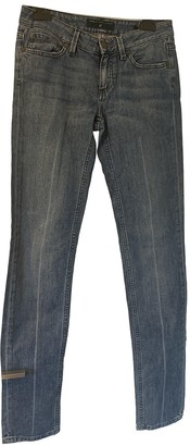 Marc by Marc Jacobs Blue Denim - Jeans Trousers for Women