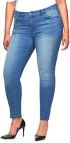 JLO by Jennifer Lopez Plus Size Modern Fit Skinny Jeans