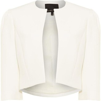 Phase Eight Venita Shoulder Detail Cropped Jacket