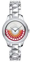 Christian Dior VIII Grand Bal Limited-Edition Diamond & Stainless Steel Bracelet Watch